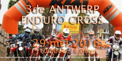 Antwerp EnduroCross 29 mei '16
