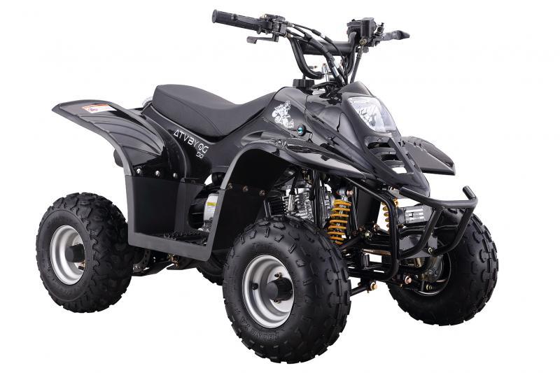 ATV kids quad Black
