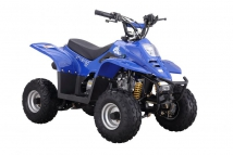 ATV kids quad Blue