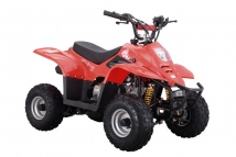 ATV kids quad Red