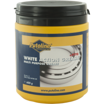 WHITE ACTION GREASE + PTFE 600ML