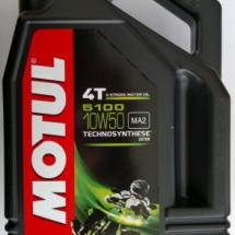 MOTUL 5100 10W50 4T 4L incl. recy.