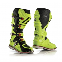 Acerbis X-Move 2.0 boots - Yellow Fluo/Black
