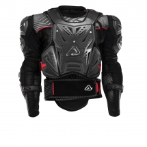 Acerbis COSMO 2.0  BODY ARMOUR - Black/Red
