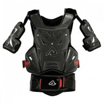 ACER. COSMO MX 2.0 CHEST PROTECTOR - Black/Red