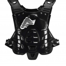 ACER. PROFILE CHEST PROTECTOR - Black