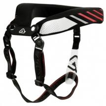 ACER. STABL. COLLAR 2.0 NECK BRACE - Black/Red