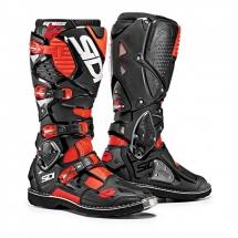 SiDi Crossfire 3 Red Fluo/Black - Size 40