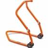 Front wheel work stand, large