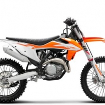 450 SX-F MY 20 MODEL BIKE
