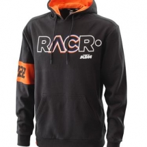 RACR HOODIE BLACK