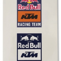 Racing Team Sticker Set