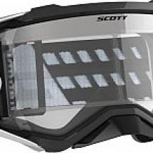 SCOTT Prospect Crossbrill - Super Wfs White/Black Clear Works Lens