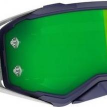 SCOTT Prospect Crossbrill - Blue/Green Green Works Lens
