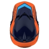 GP Helmet Overload Navy/Orange