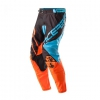 2017 Acerbis X-Gear Pants - blue-fluo orange