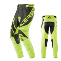 2017 Acerbis X-Gear Pants - fluo yellow-black