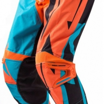 2017 Acerbis MX-Profile Pants - orange-blue