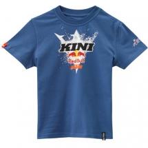 KINI-RB KIDS STOMP TEE NAVY - 116/XS