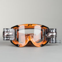 PROGRIP 3408 GOGGLES WITH ROLL OFF ORANGE