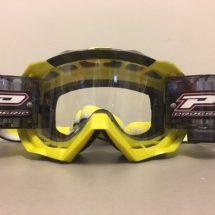 PROGRIP 3218 GOGGLES WITH ROLL OFF YELLOW