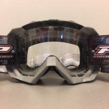 PROGRIP 3218 GOGGLES WITH ROLL OFF GREY