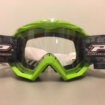 PROGRIP 3208 GOGGLES WITH ROLL OFF GREEN